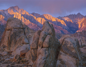 094 lone pine peak and mount whitney at dawn california.524.lightbox