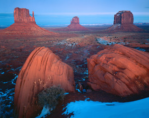 194 mitten buttes monument valley arizona 1983.449.lightbox