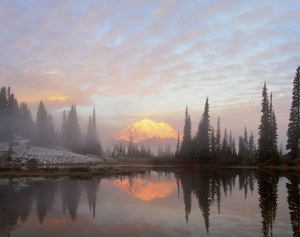 537 dawn reflections mount rainier washington.747.lightbox